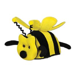 12 of Plush Bee Hat One Size Fits Most