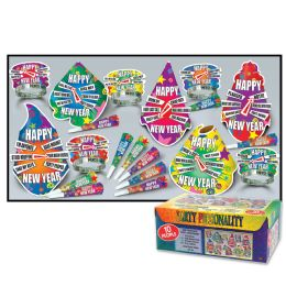 Party Personality Asst For 10 No Retail Price On Carton