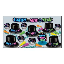Neon Party Asst For 10 No Retail Price On Carton