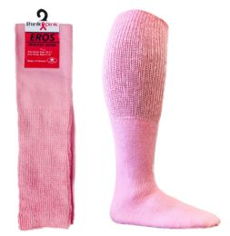48 of Pink Football Socks For 3787 - Men's Size 10-13