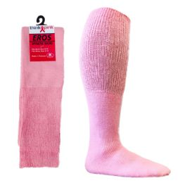36 of Pink Football Socks For 3787 - Teen's Size 9-11