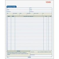 Tops Carbonless 2-Part Purchase Order Books