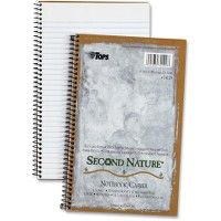 Tops CollegE-Ruled Second Nature Notebook