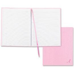 55 of Rediform A10pnk2 Large Executive Ribbon Notebook