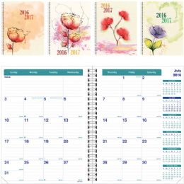 65 of Rediform Blossom Academic Monthly Planner