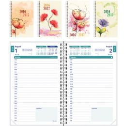 47 of Rediform Blossom Daily Academic Planner