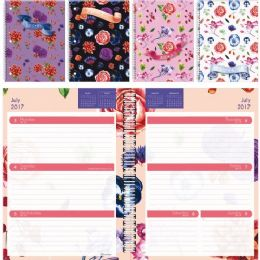 25 of Rediform Blossom Weekly Academic Planner