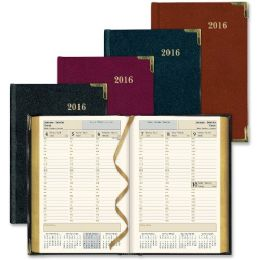 30 of Rediform Bonded Leather 1ppw Weekly Executive Planner