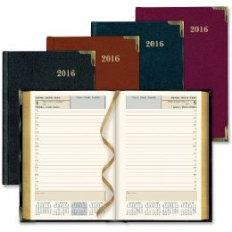 25 of Rediform Bonded Leather Daily Executive Planner