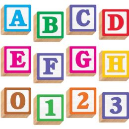 """84 of Trend 3-D Block Style 4"""" Ready Letters"""