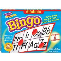 72 of Trend Alfabeto (sp) Bingo Game