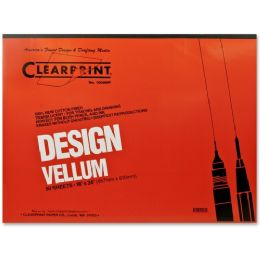7 of Clearprint Design Vellum Pad