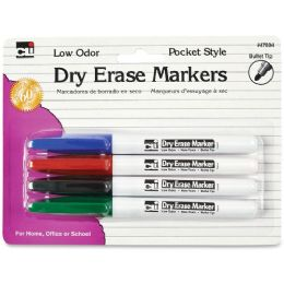 Cli Low Odor Dry Erase Markers