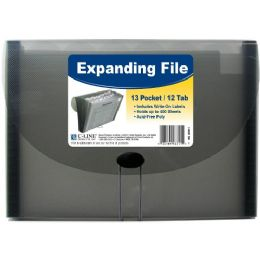 C-Line 13-Pocket Specialty Expanding Files