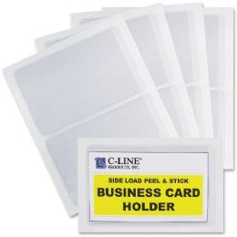 C-Line Business Card Holder