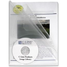 26 of C-Line Clear MultI-Section Project Folders