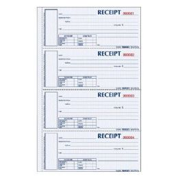 Rediform Money Receipt Book
