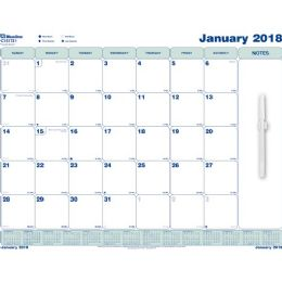 26 of Rediform Static Cling Monthly Wall Calendar