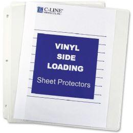 C-Line Side Loading Sheet Protector