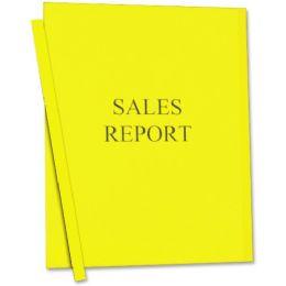 20 of C-Line Vinyl Report Cover