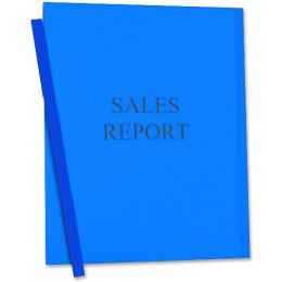 20 of C-Line Vinyl Report Cover With Binding Bars