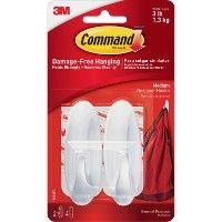 Command Medium Designer Adhesive Hooks