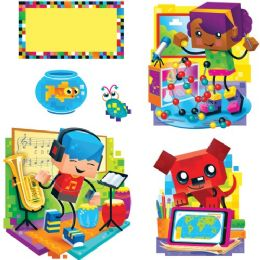 48 of Trend Blockstars! Bulletin Board Set