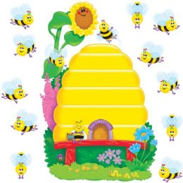 Trend Busy Bees Job Chart Bulletin Board Set