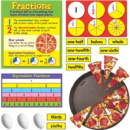 Trend Fraction Action Bulletin Board Set