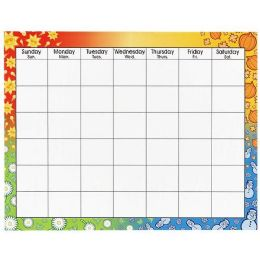 156 of Trend Large WipE-Off Blank Calendar Chart
