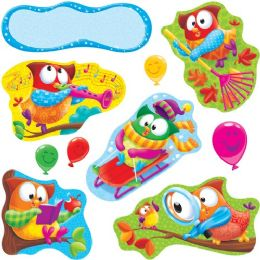 Trend OwL-Stars Bulletin Board Set