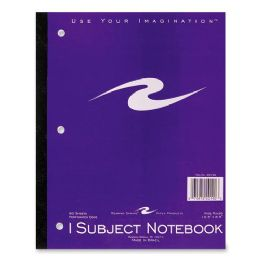 24 of Roaring Spring 1-Subject Tapebound Notebook