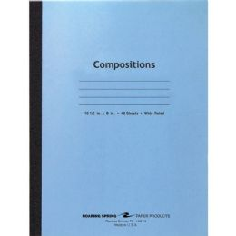 Roaring Spring Tapebound Composition Notebook