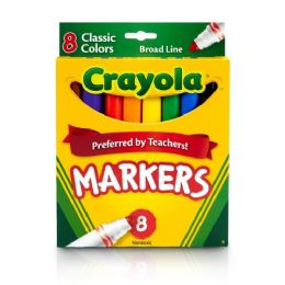 144 of Crayola Classic Colors Markers