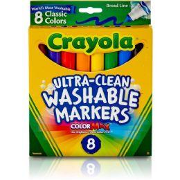 120 of Crayola Classic Washable Marker Set