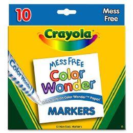 72 of Crayola Color Wonder Marker