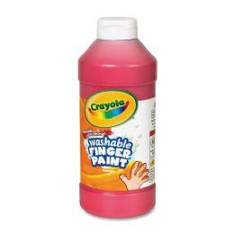 72 of Crayola Washable Finger Paint