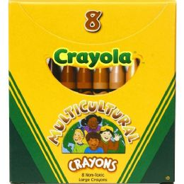 408 of Crayola Large Multicultural Crayon