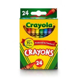 240 of Crayola Lift Lid Crayola Crayon Sets