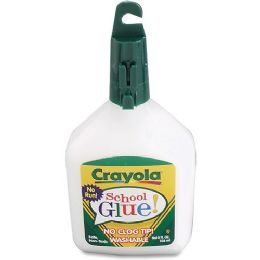 336 of Crayola No Run Glue