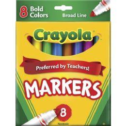 144 of Crayola Regular Bold Markers
