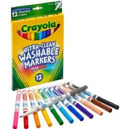 72 of Crayola Thinline Washable Marker