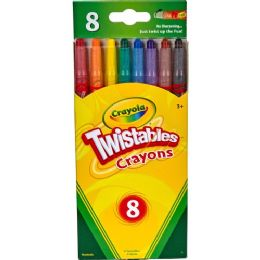 144 of Crayola Twistable Crayola Crayon