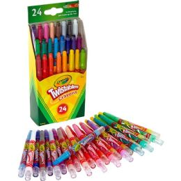 84 of Crayola Twistables Crayons
