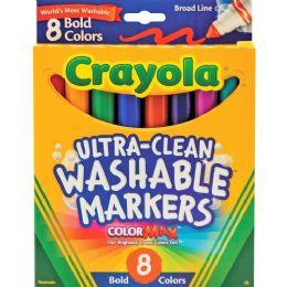 120 of Crayola Washable Bold Markers