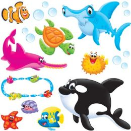48 of Trend Sea Buddies Bulletin Board Set