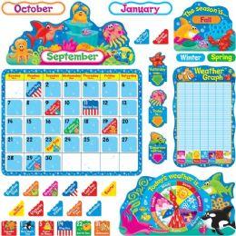 48 of Trend Sea Buddies Calendar Bulletin Board Set