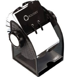 Rolodex Rotary Mesh Business Card File