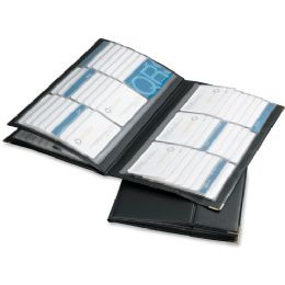 66 of Rolodex Vinyl Business Card Book