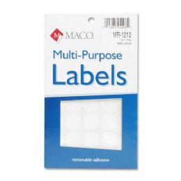 180 of Maco Color Coding Labels